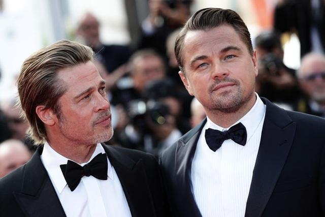 Brad Pitt lịch lãm bên Leonardo DiCaprio - 11