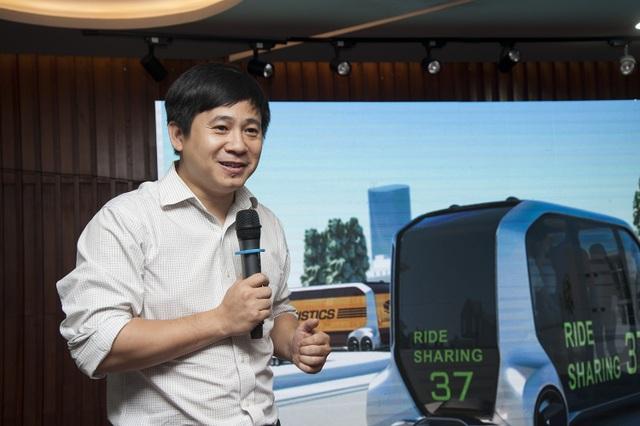 Sinh viên nước ngoài háo hức tham dự cuộc đua xe tự hành tổ chức tại Việt Nam - 3