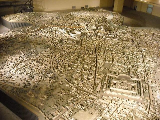 Mô hình thành Rome cổ đại mất 35 năm để làm đẹp đến cỡ nào? - 4