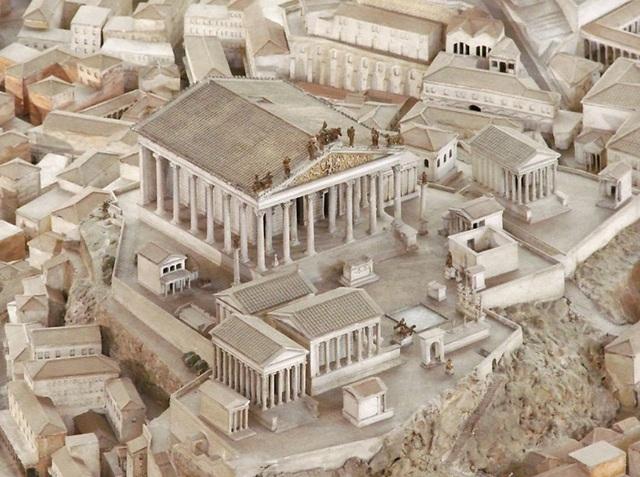 Mô hình thành Rome cổ đại mất 35 năm để làm đẹp đến cỡ nào? - 5