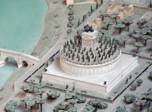 Mô hình thành Rome cổ đại mất 35 năm để làm đẹp đến cỡ nào? - 6
