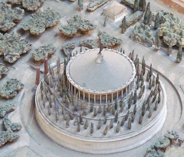 Mô hình thành Rome cổ đại mất 35 năm để làm đẹp đến cỡ nào? - 9