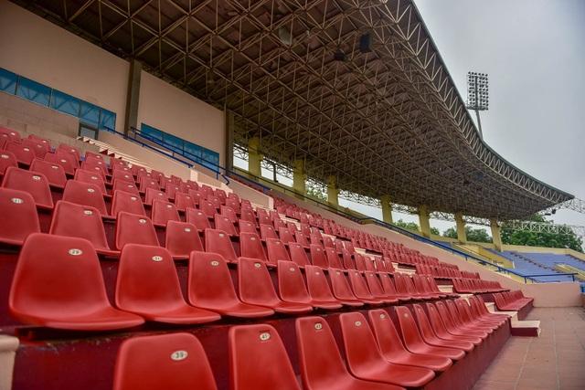 Toàn cảnh SVĐ ở Phú Thọ tổ chức trận giao hữu U23 Việt Nam - U23 Myanmar - 3