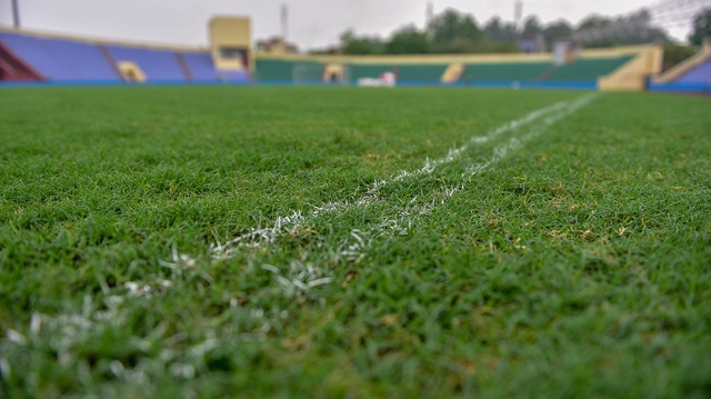 Toàn cảnh SVĐ ở Phú Thọ tổ chức trận giao hữu U23 Việt Nam - U23 Myanmar - 7