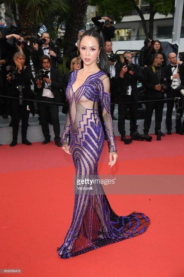 Ngọc Trinh và những mỹ nhân Việt mặc lố lăng tại Cannes: Hình thức xử phạt là gì? - 2