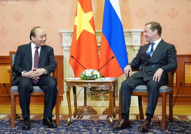 Thủ tướng Việt - Nga nhấn mạnh hợp tác quan trọng về quốc phòng, an ninh - 1