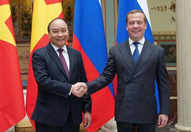 Thủ tướng Việt - Nga nhấn mạnh hợp tác quan trọng về quốc phòng, an ninh - 2