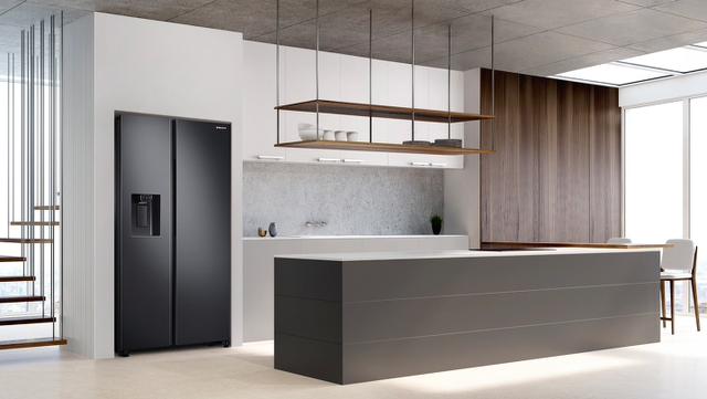 """Tủ lạnh """"Side by Side"""" Samsung thế hệ mới: Tái định nghĩa trải nghiệm không gian bếp - 1"""