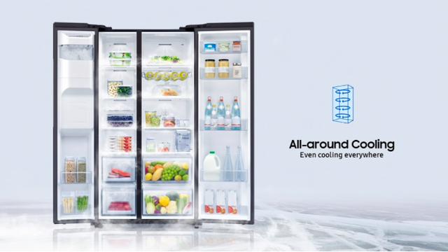 """Tủ lạnh """"Side by Side"""" Samsung thế hệ mới: Tái định nghĩa trải nghiệm không gian bếp - 3"""