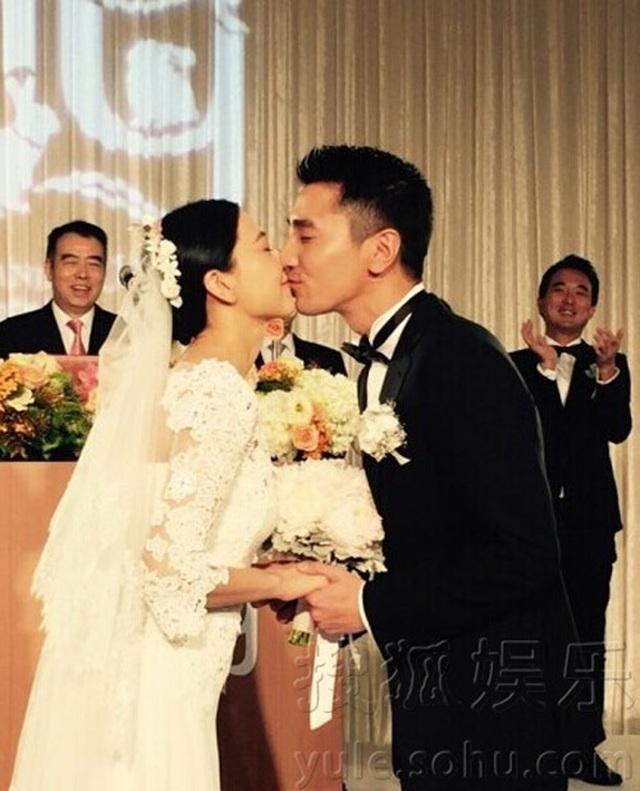 Cao Viên Viên - Triệu Hựu Đình đón con gái đầu lòng sau 5 năm kết hôn - 2