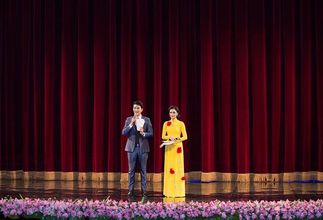 Vũ Mạnh Cường - Kim Huyền Sâm trân trọng từng khoảnh khắc đứng cùng nhau trên sân khấu - 3