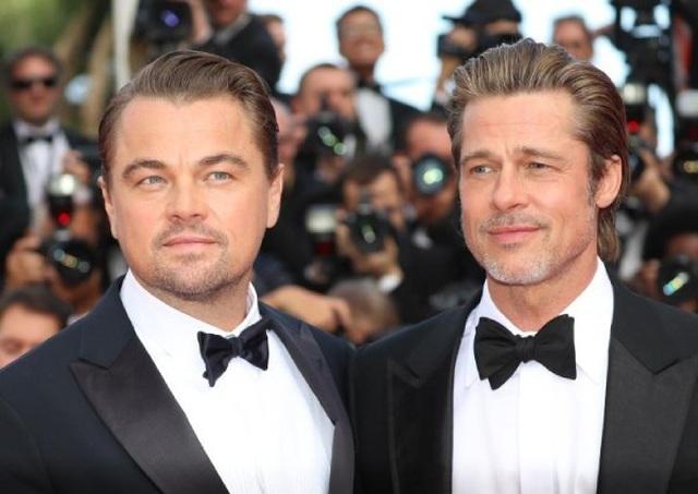 """Brad Pitt và Leonardo DiCaprio: Tài tử đích thực không """"chồn chân mỏi gối"""" - 1"""