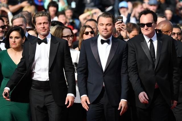"""Brad Pitt và Leonardo DiCaprio: Tài tử đích thực không """"chồn chân mỏi gối"""" - 3"""