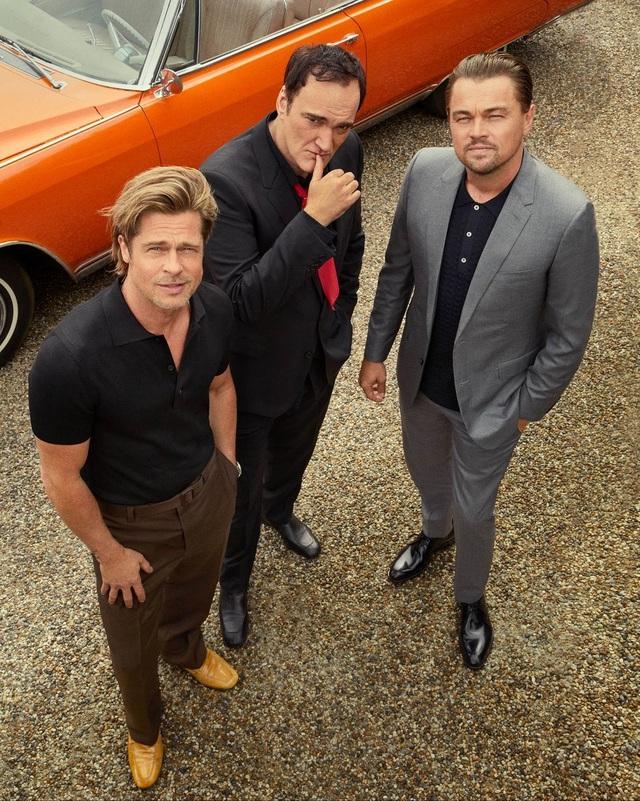 """Brad Pitt và Leonardo DiCaprio: Tài tử đích thực không """"chồn chân mỏi gối"""" - 4"""