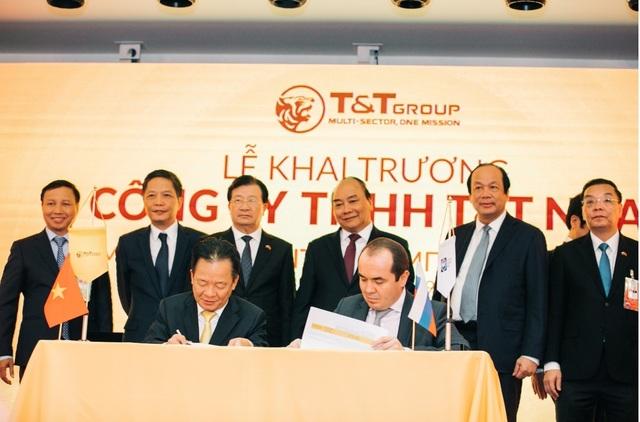 Tập đoàn TT Group lập Công ty con tại Liên bang Nga - 1