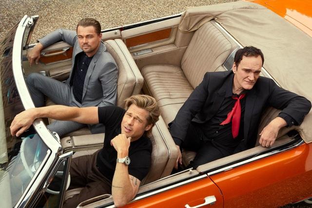 """Brad Pitt và Leonardo DiCaprio: Tài tử đích thực không """"chồn chân mỏi gối"""" - 7"""