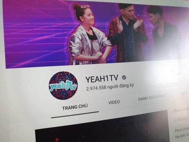 Youtube chính thức dừng hợp tác với Yeah1 - 1