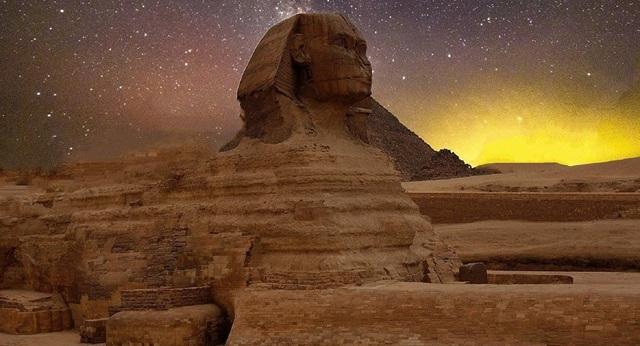Hé lộ bí mật của những cánh cửa giả trong lăng mộ của Pharaoh - 1