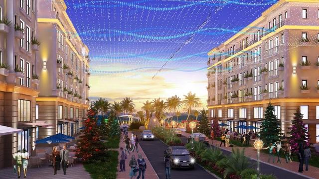 Sức bật của dự án villa, shophouse sát cầu đi bộ ra biển đầu tiên ở phía Nam Việt Nam - 3