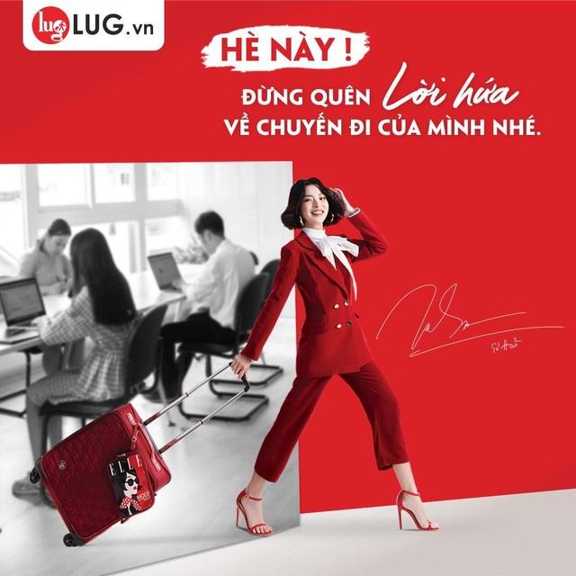 """Chuỗi bán lẻ sản phẩm về hành lý LUG: Chính thức """"chào sân"""" với định vị mới - 4"""