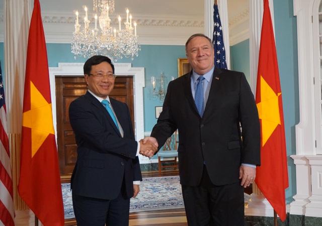 Quan hệ Việt - Mỹ còn nhiều tiềm năng - 1