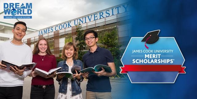 Hội Thảo Đại Học James Cook Singapore - Nhận Mẫu Đề Thi Học Bổng 100% Học Phí - 2