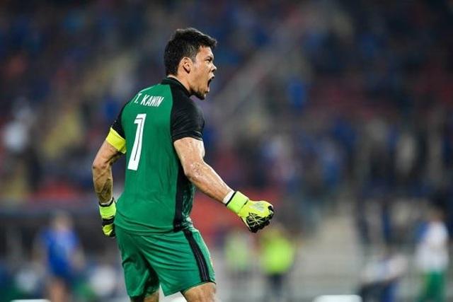 Thủ môn số 1 Thái Lan dành lời có cánh cho đội tuyển Việt Nam - 1
