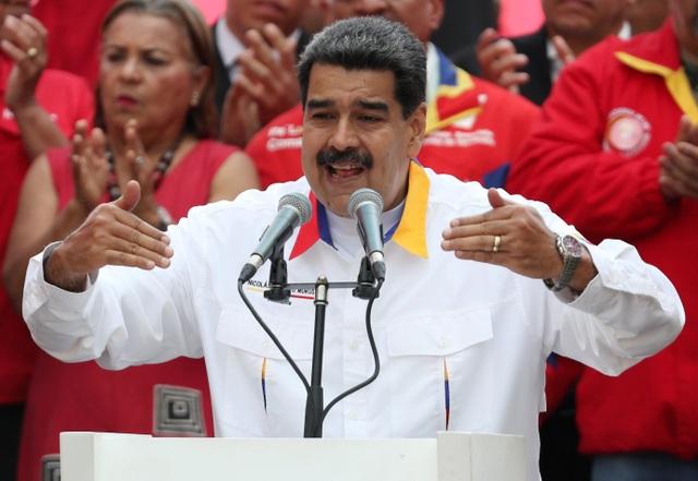 Tổng thống Venezuela lệnh quân đội sẵn sàng dập tắt cuộc xâm lược của Mỹ - 1