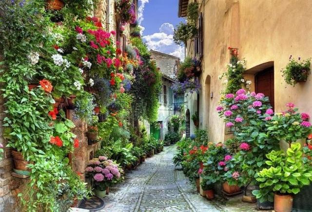 Những thành phố xưa như trái đất vẫn đẹp lung linh khiến du khách kéo đến ầm ầm - 5