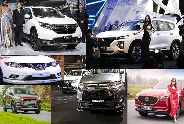 Phân khúc crossover tại Việt Nam: Mazda CX-5 hay Honda CR-V bán chạy nhất? - 1