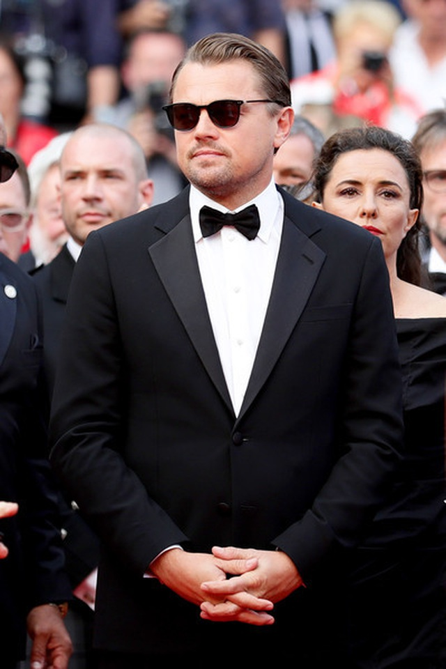 Không nghiện khoe thân, Trương Thị May kín đáo trên thảm đỏ Cannes cùng Leonardo Dicaprio - 4