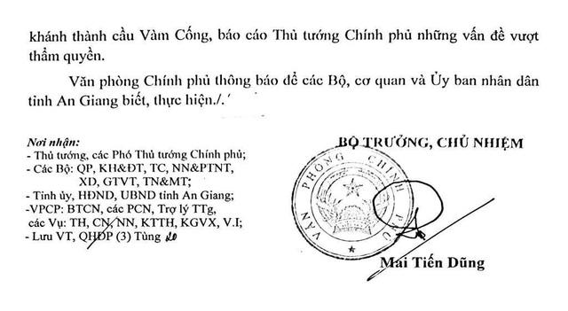 Hiệp hội Vận tải ô tô An Giang đã 15 lần gửi kiến nghị phản đối trạm BOT T2 - 5