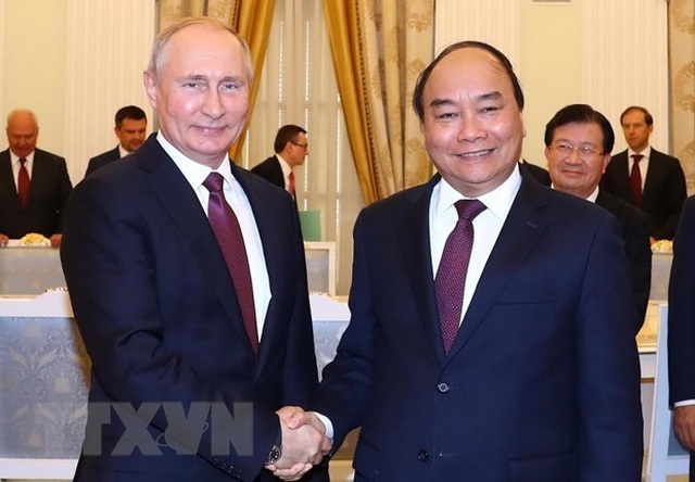 Thủ tướng: Nga là đối tác tin cậy của Việt Nam về quốc phòng, an ninh - 1