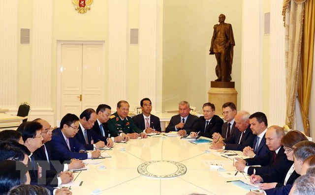Thủ tướng: Nga là đối tác tin cậy của Việt Nam về quốc phòng, an ninh - 2