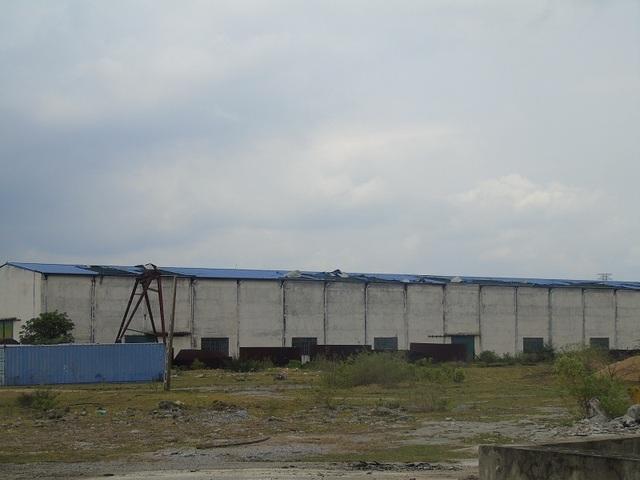 Cận cảnh dự án nhà máy gang thép ngàn tỷ hoang phế sau 11 năm khởi công - 5