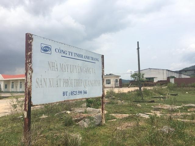 Cận cảnh dự án nhà máy gang thép ngàn tỷ hoang phế sau 11 năm khởi công - 1