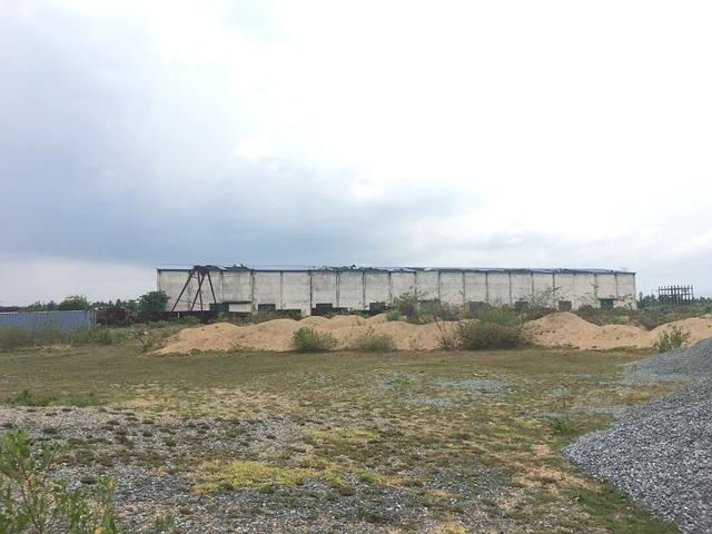 Cận cảnh dự án nhà máy gang thép ngàn tỷ hoang phế sau 11 năm khởi công - 4