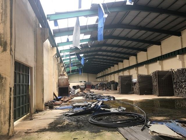 Cận cảnh dự án nhà máy gang thép ngàn tỷ hoang phế sau 11 năm khởi công - 12