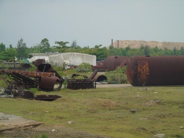 Cận cảnh dự án nhà máy gang thép ngàn tỷ hoang phế sau 11 năm khởi công - 8