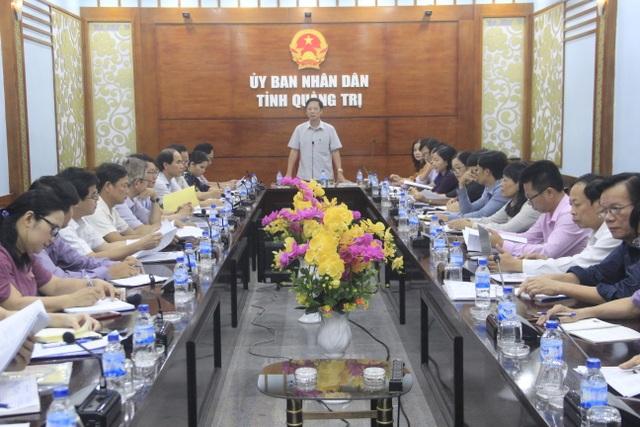 Quảng Trị: Lắp camera an ninh, siết chặt khâu chấm thi THPT Quốc gia 2019 - 1