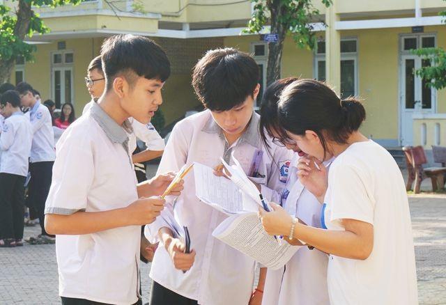 Nghệ An: Dự kiến giảm 1 môn trong bài thi tổ hợp, kỳ thi tuyển sinh lớp 10 - 1