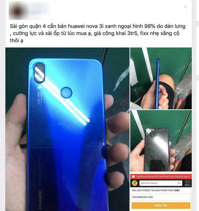 Dìm giá điện thoại Huawei xuống vài trăm nghìn: Trò đùa quá lố của cư dân mạng - 1