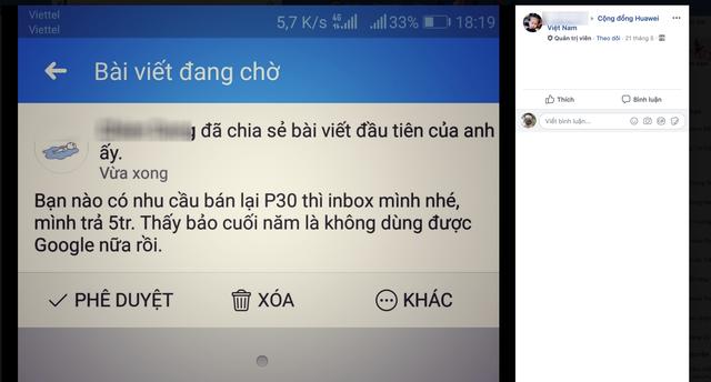 Dìm giá điện thoại Huawei xuống vài trăm nghìn: Trò đùa quá lố của cư dân mạng - 3