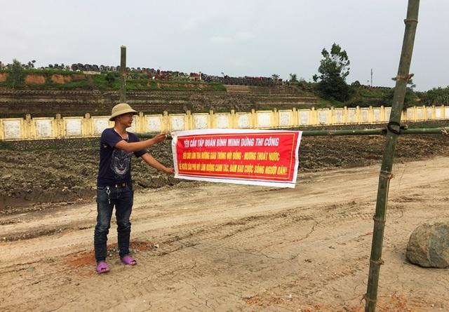 Hà Nội: Nhà dân nứt vỡ, đường xã bụi mù vì xe hổ vồ hoạt động ngày đêm - 6