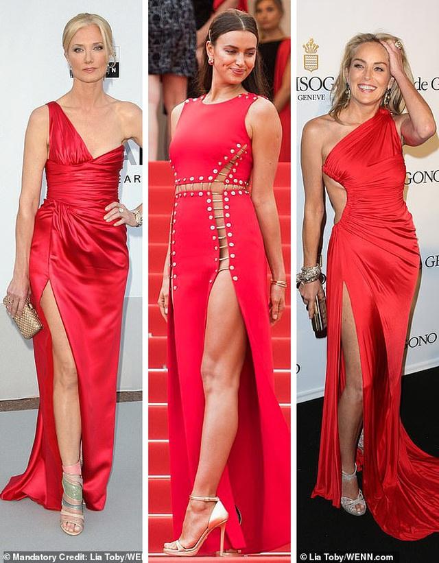 Vì sao màu đỏ được ưa chuộng trên thảm đỏ Cannes? - 2