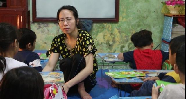 Lớp học đặc biệt của cô giáo khuyết tật - 2