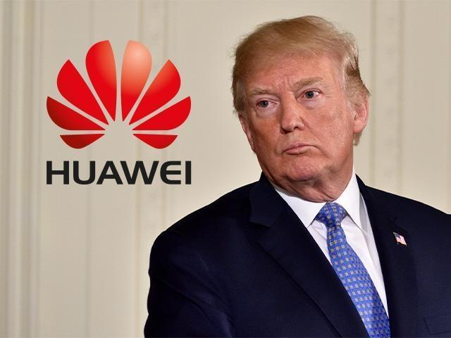 Tổng thống Trump hé lộ khả năng dỡ bỏ lệnh cấm dành cho Huawei - 1