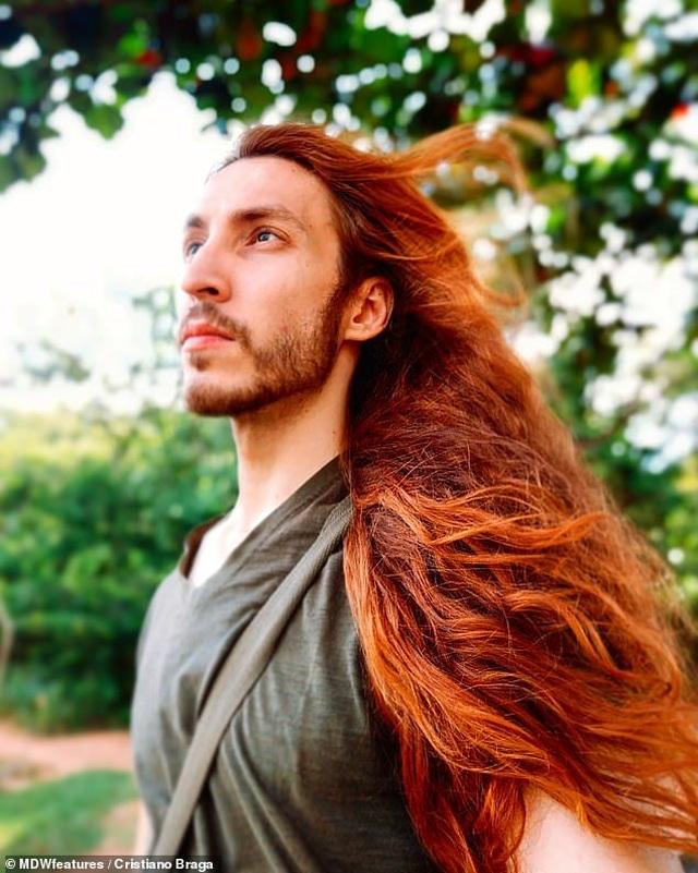 Kinh ngạc nam diễn viên có mái tóc đẹp khiến nữ giới cũng phải ghen tị - 7