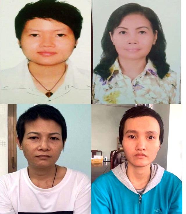 Vụ 2 thi thể trong khối bê tông: Chân dung 4 bị can bị khởi tố tội giết người - 5