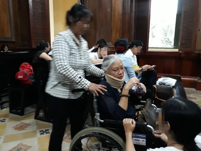 Nguyên giám đốc Agribank Mạc Thị Bưởi bị đề nghị 11-13 năm tù - 1